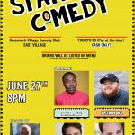 The Stand Up Comedy Show