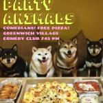 Pizza Party Animals